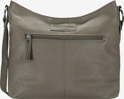 GREENBURRY Umhängetasche 'Boomer' in grau, Produktansicht