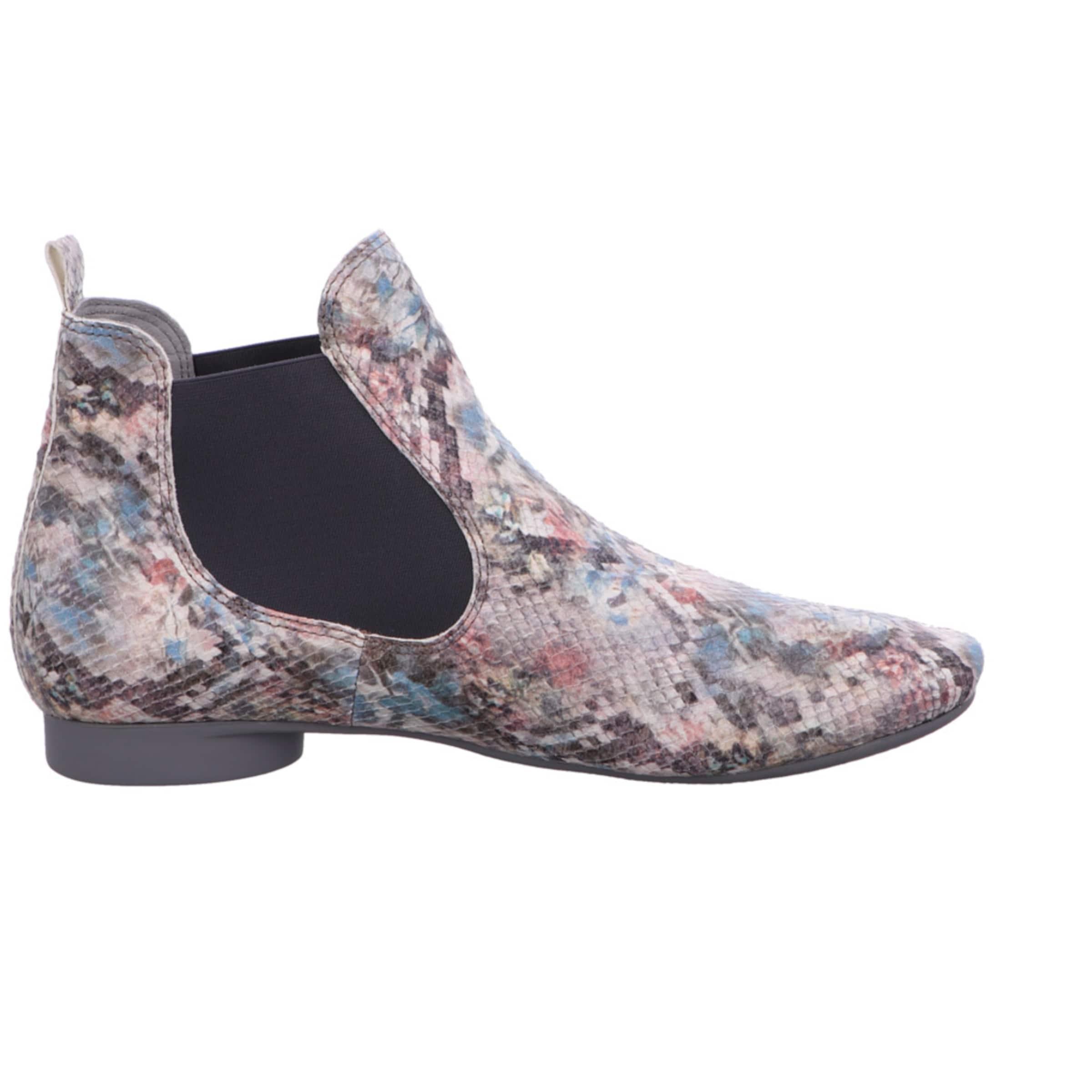 THINK! Chelsea Boots in mischfarben / schwarzmeliert