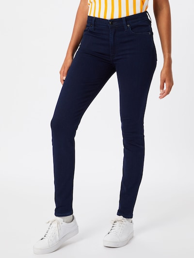 7 for all mankind Jeans in blue denim: Frontalansicht