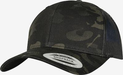 Flexfit Cap 'Retro Trucker Multicam®' in mischfarben, Produktansicht