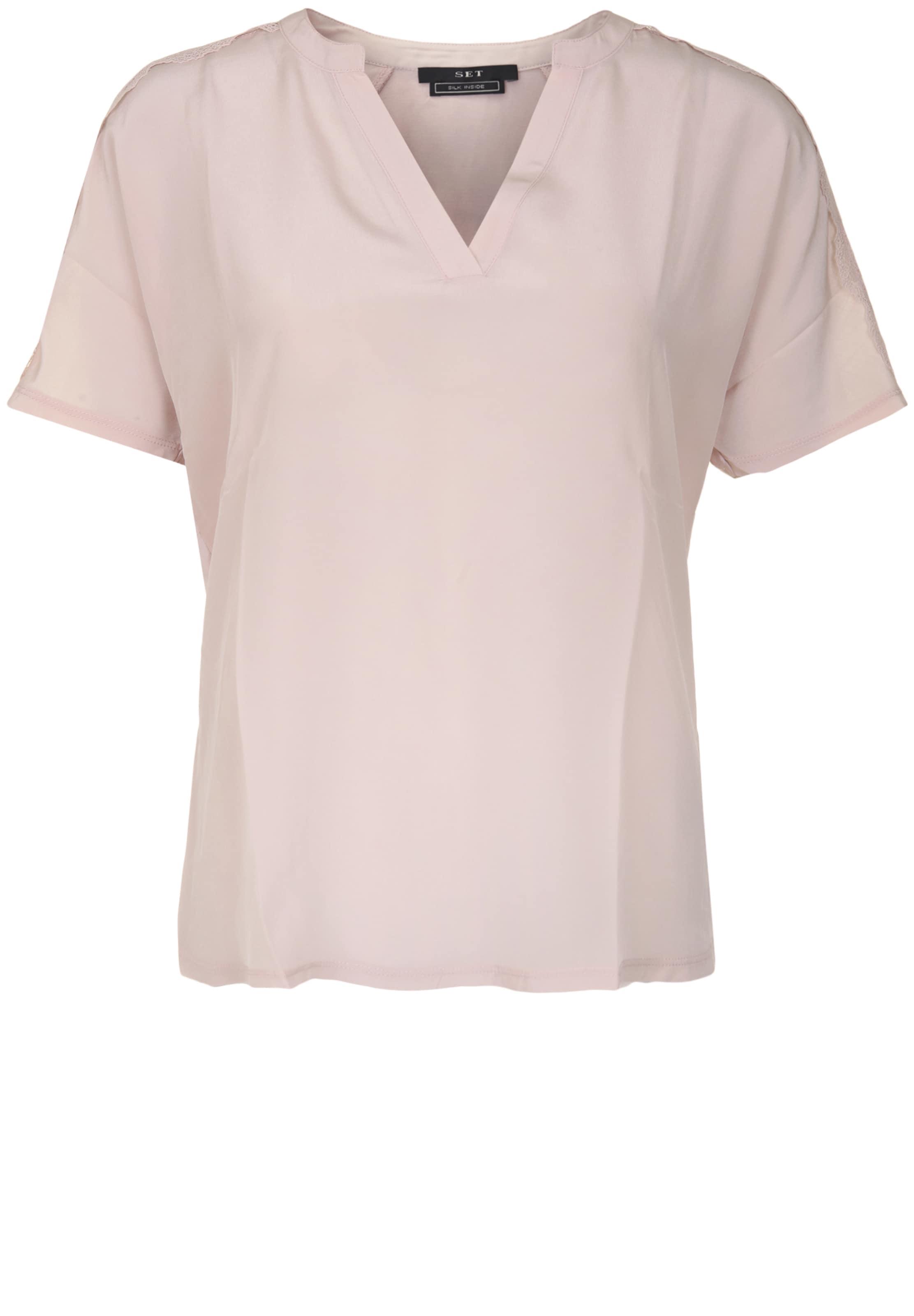 T Mit Puder shirt Set Spitzenverzierungen In dCxBoe