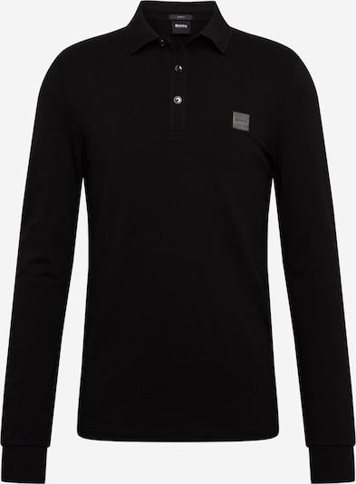 BOSS T-Shirt 'Passerby' en noir, Vue avec produit