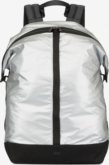 CAMPER Rucksack in silber, Produktansicht