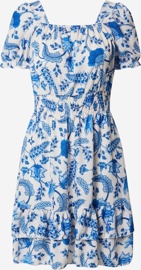Boohoo Kleid in blau / weiß, Produktansicht