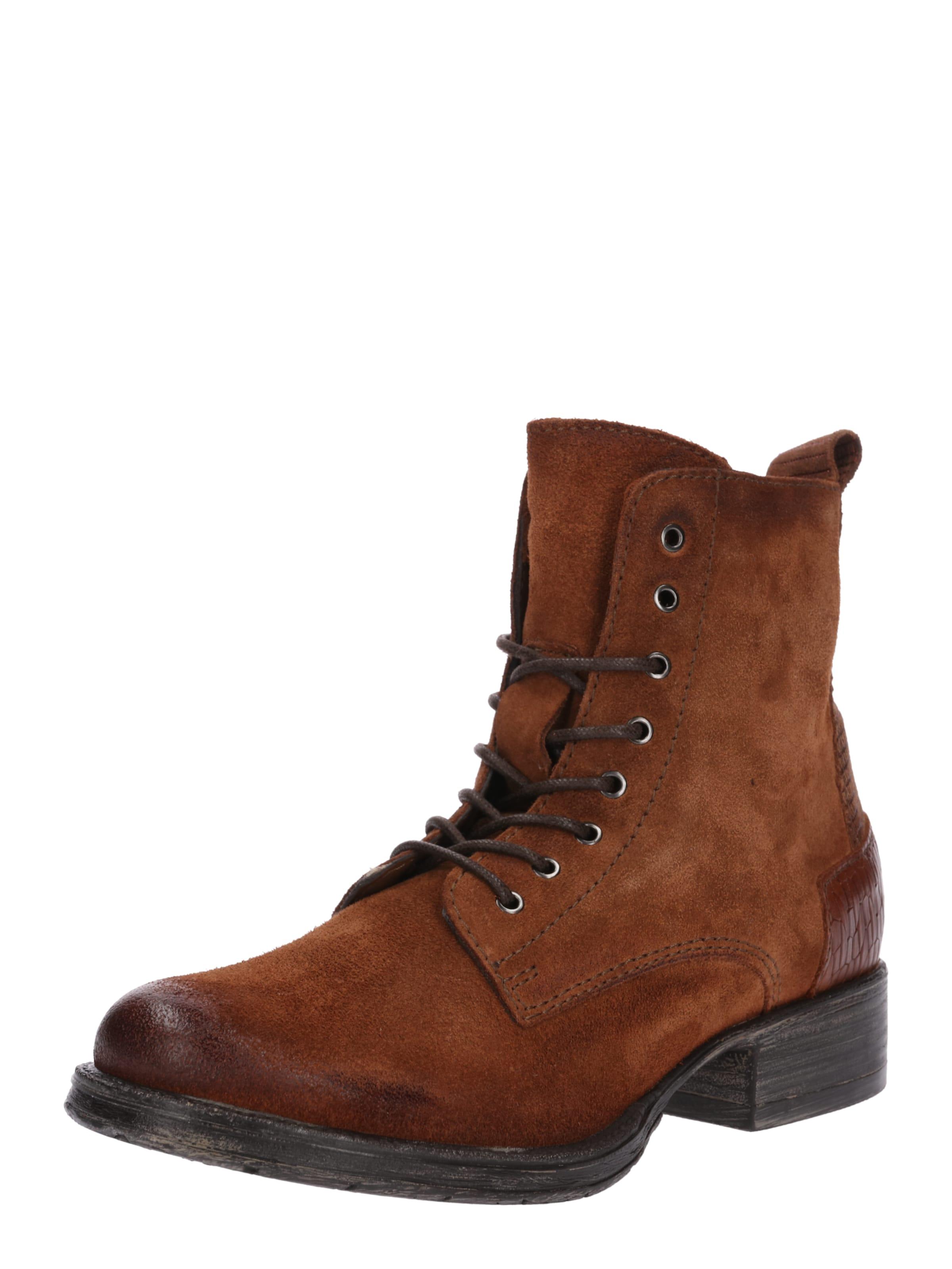 MJUS Schnürrstiefel Verschleißfeste billige Schuhe Hohe Qualität