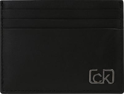 Calvin Klein Geldbörse 'SIGNATURE CARDHOLDER' in schwarz, Produktansicht