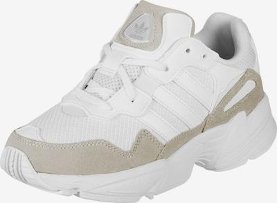 ADIDAS ORIGINALS Sneaker 'Yung-96' in grau / weiß, Produktansicht