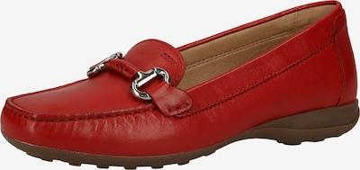 GEOX Mokassin in rot, Produktansicht