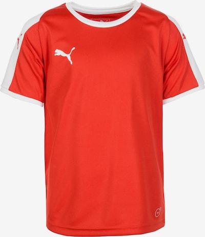PUMA Trikot 'Liga' in rot / weiß, Produktansicht