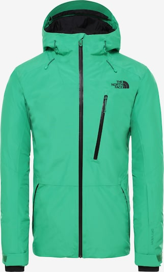 THE NORTH FACE Skijacke 'Descendit' in neongrün, Produktansicht
