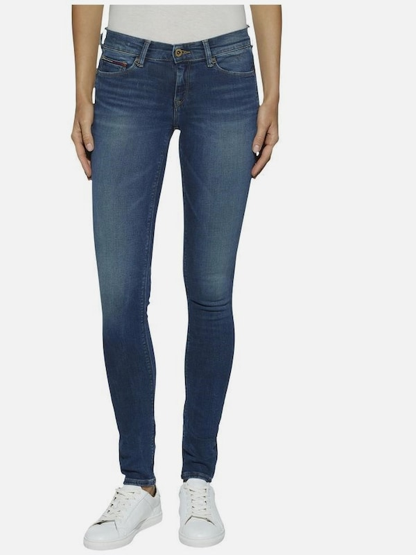 Tommy Jeans Jeans 'MID RISE SKINNY NORA LIBRST'