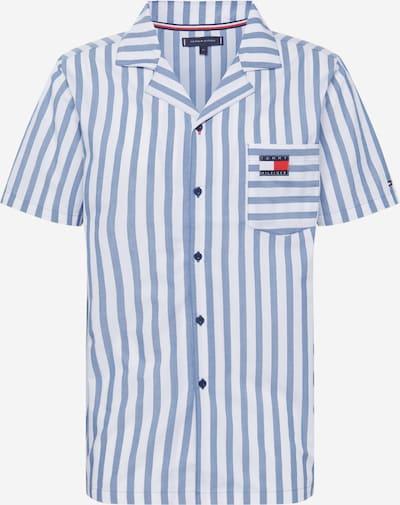 Tommy Hilfiger Underwear Overhemd in de kleur Smoky blue / Wit, Productweergave