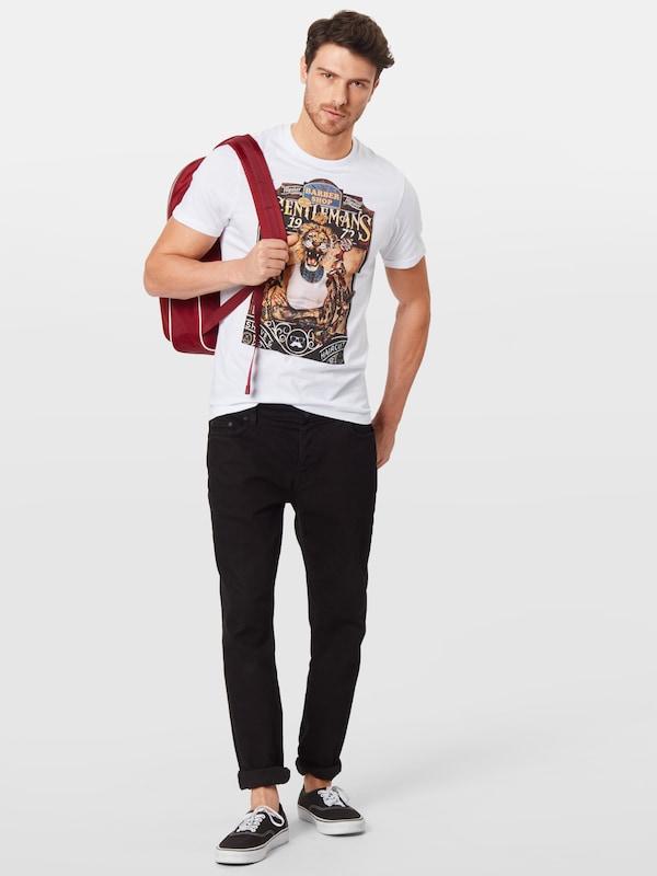 shirt En Blanc Brave Soul T TkPOZiuX