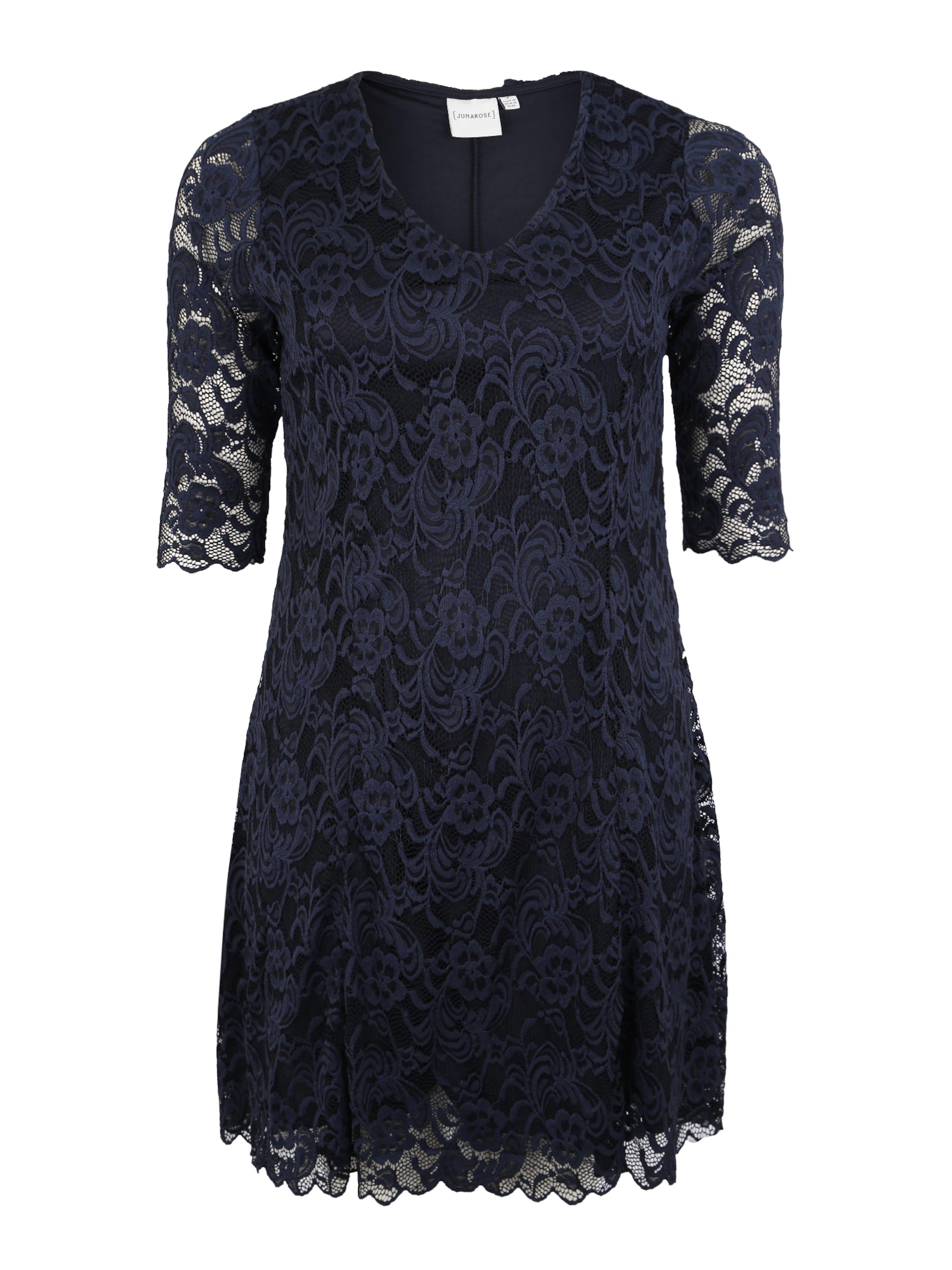 Dress' Junarose 3 Knee Bleu Robe Foncé De 4 Above Cocktail En Sl 'jrnewemma 6byYfvg7