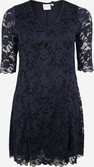 Junarose Kleid in dunkelblau, Produktansicht