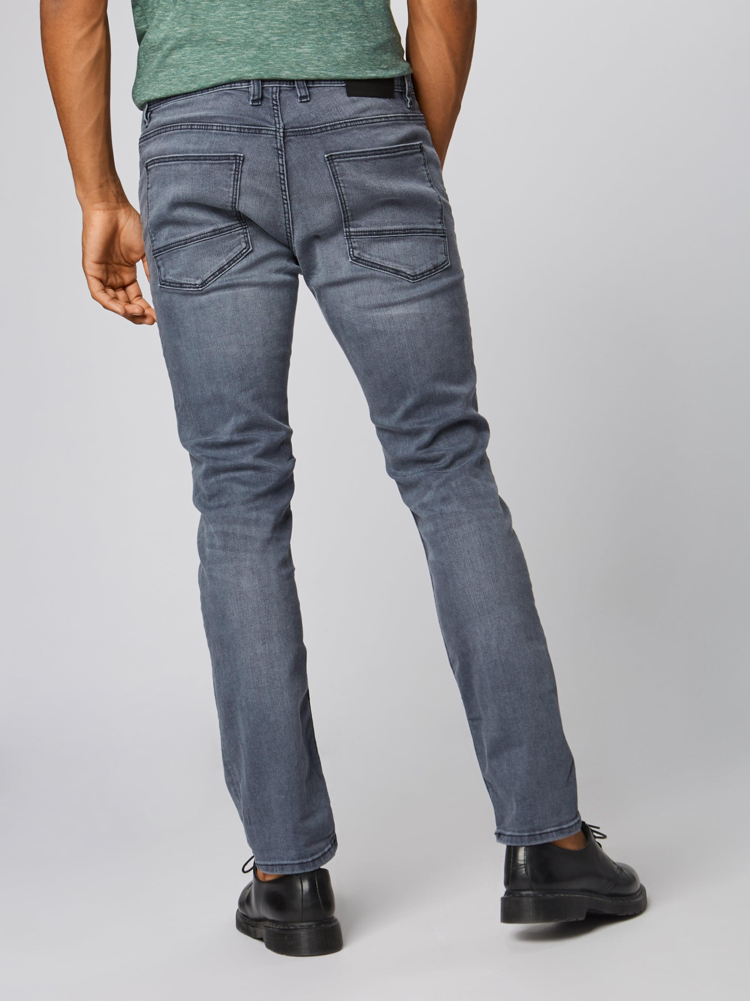 'tom Tom Tailor Josh' In Grey Denim Jeans tdsrQh