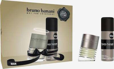 """BRUNO BANANI Duft-Set 'Man"""", 2-tlg' in grün / schwarz, Produktansicht"""