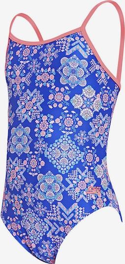 Zoggs Badeanzug in blau / mischfarben, Produktansicht