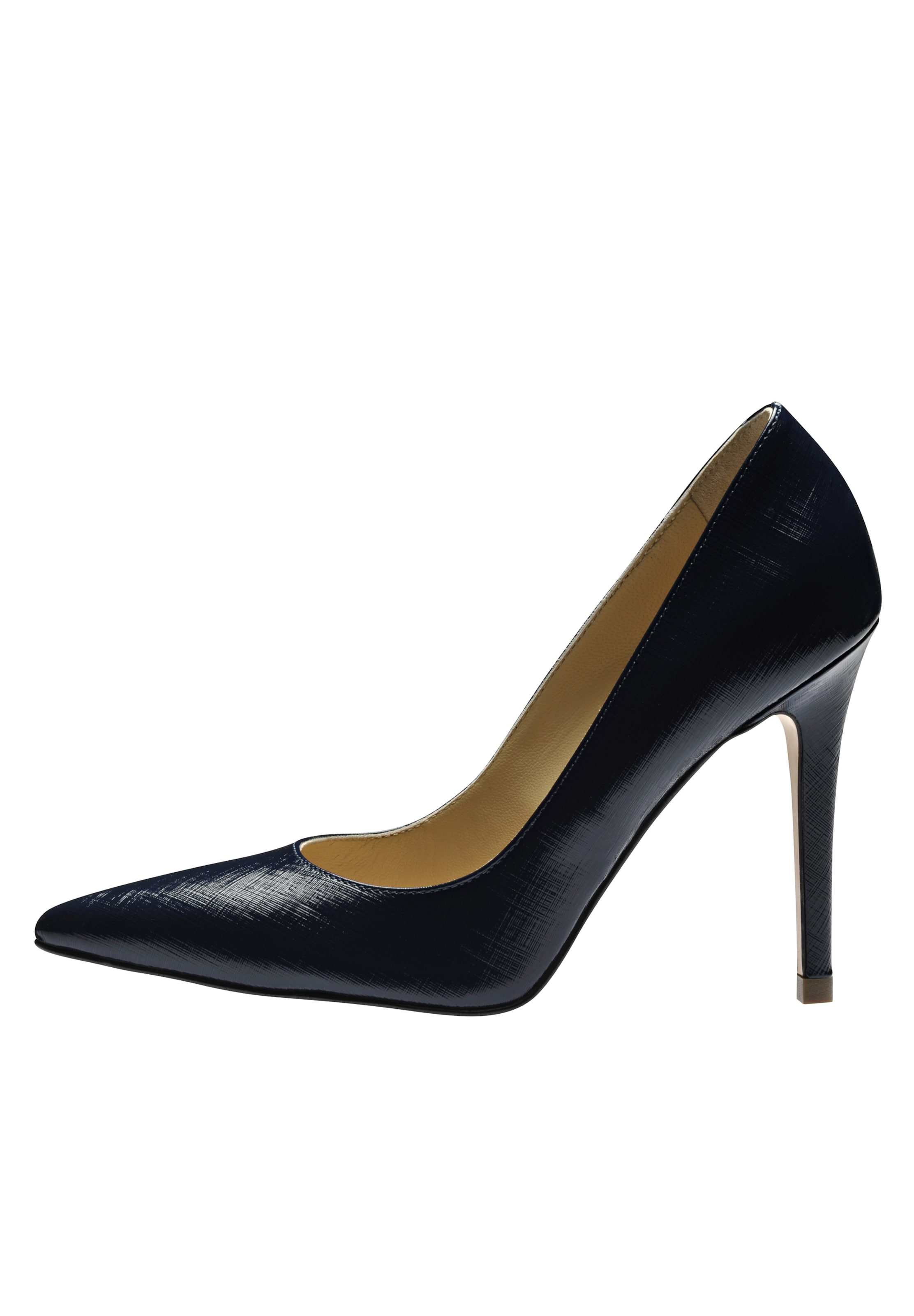 Damen In Pumps Evita Nachtblau RL3A54jq