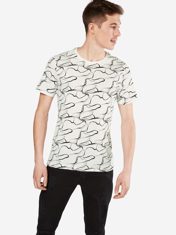 Only & Sons T-Shirt 'onsSCOTT AOP SS'