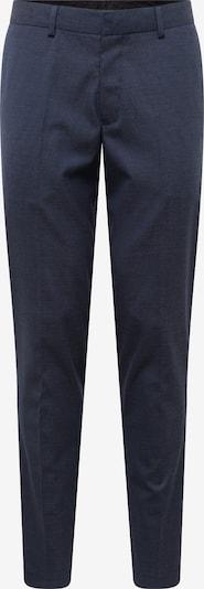 SELECTED HOMME Pantalon à plis en bleu foncé, Vue avec produit