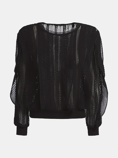 GUESS Bluse in schwarz, Produktansicht