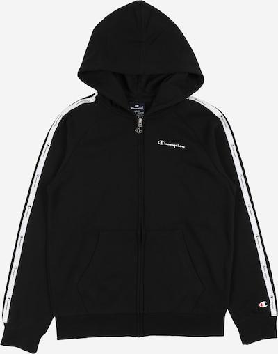 Champion Authentic Athletic Apparel Bluza rozpinana w kolorze czarnym, Podgląd produktu