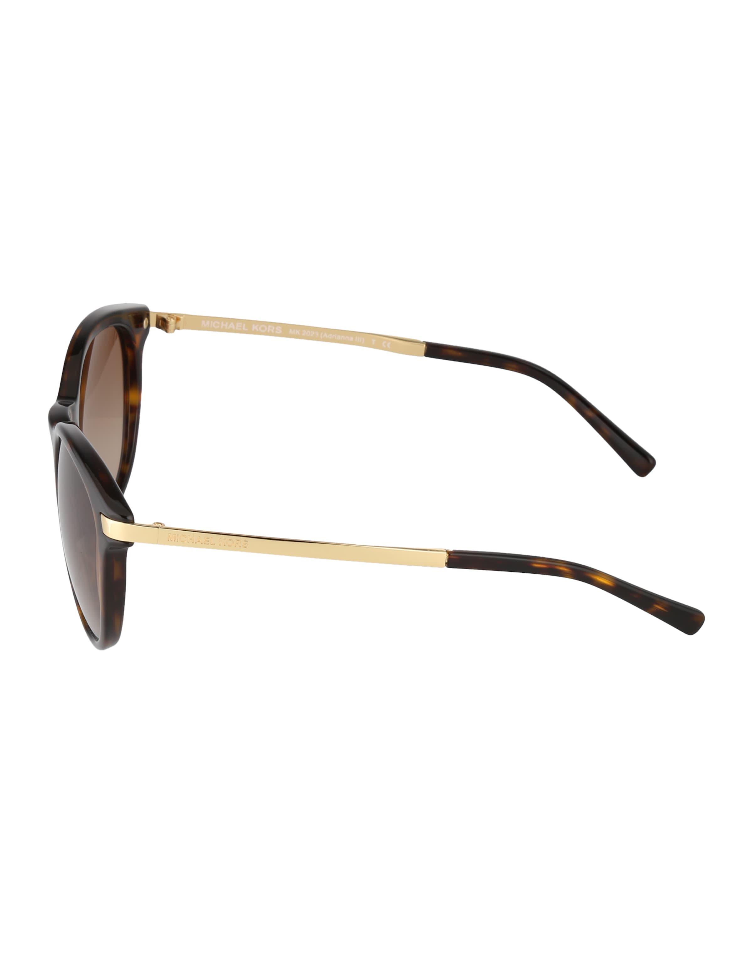 Michael Kors Sonnenbrille aus transparentem Kunststoff Günstig Kaufen Besuch Neu Günstig Kauft Niedrigen Versand Spielraum Neue Stile Spielraum Manchester Großer Verkauf Footlocker Bilder BqBhpLqK