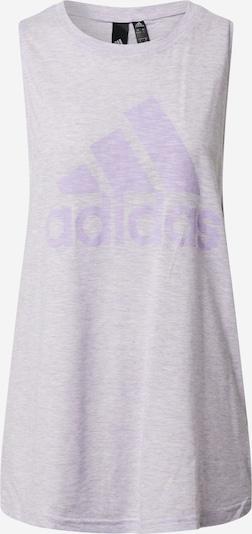 ADIDAS PERFORMANCE Top sportowy w kolorze liliowym, Podgląd produktu