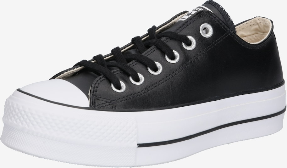 CONVERSE Sneaker 'CHUCK TAYLOR ALL STAR LIFT CLEAN - OX' in schwarz, Produktansicht