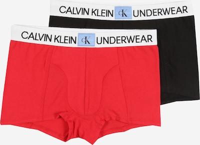 Calvin Klein Underwear Onderbroek in de kleur Rood / Zwart, Productweergave