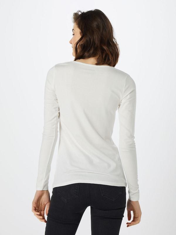 'noos' Cassé Edc En Esprit By Blanc shirt T 13KTclFJ