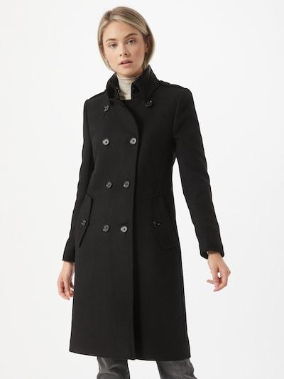 DRYKORN Mantel 'HARLESTON' in schwarz, Modelansicht