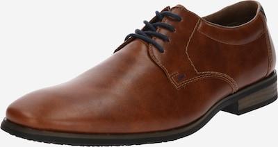 Batai su raišteliais iš RIEKER , spalva - rusva, Prekių apžvalga
