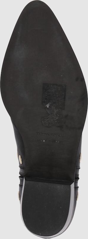 Farina Opoku Stiefelette Stiefelette Stiefelette aus Glattleder 7789f8