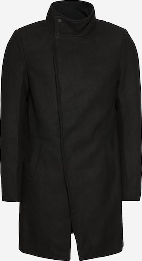 Only & Sons Mantel 'onsOSCAR WOOL COAT' in schwarz, Produktansicht