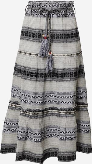 Funky Buddha Spódnica 'WOMAN A LINE SKIRT' w kolorze szarym, Podgląd produktu