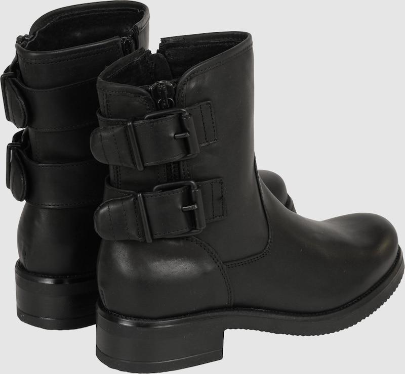 PS Poelman Biker-Boots mit Schnallen