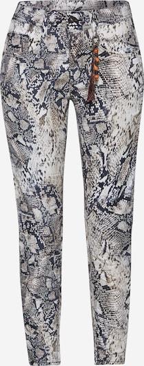 Gang Jeans in braun / schwarz / weiß, Produktansicht
