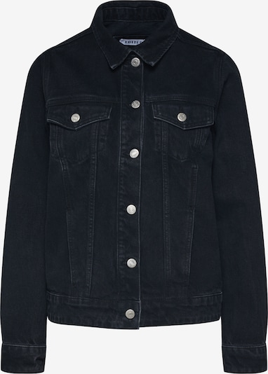 EDITED Jacke 'Freja' in black denim, Produktansicht