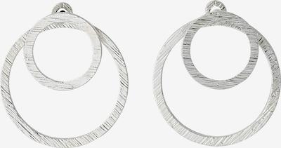 Pilgrim Ohrringe 'Zooey' in silber, Produktansicht