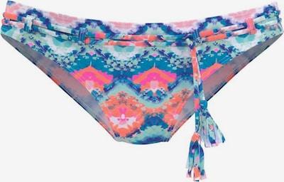 VENICE BEACH Долнище на бански тип бикини в синьо / розово, Преглед на продукта