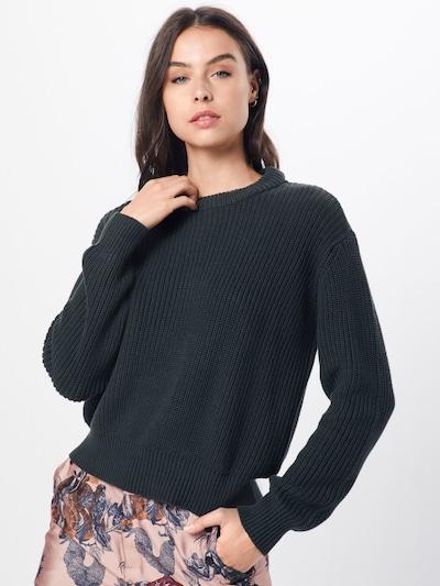 minimum Pullover 'Mikala' in grün, Modelansicht