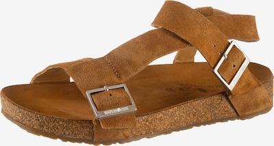 HAFLINGER Komfort-Sandale 'Anja' in braun, Produktansicht