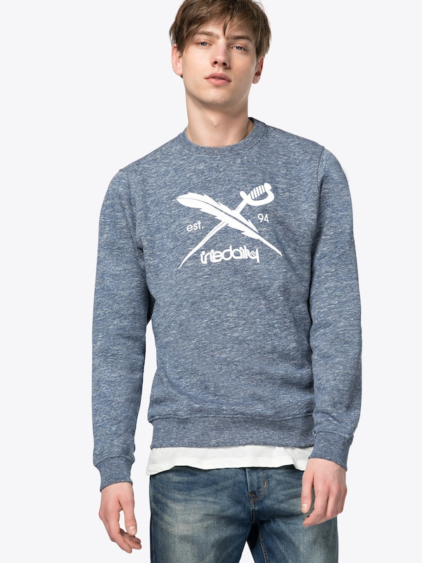 Iriedaily Sweatshirt Chamisso 2 Logo Crew