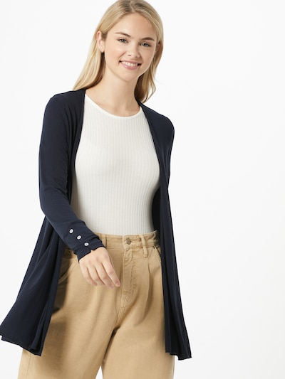 Esprit Collection Cardigan  'Noos' in navy, Modelansicht