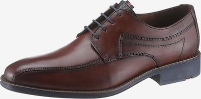 LLOYD Šnurovacie topánky 'Gerald' - gaštanová, Produkt