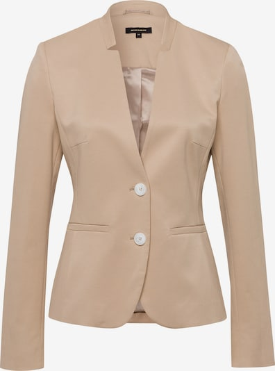 MORE & MORE Blazer in camel: Frontalansicht