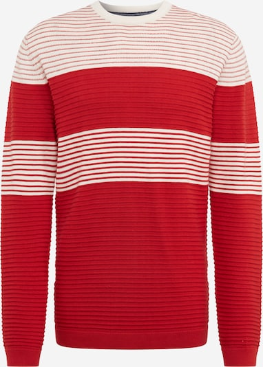 Only & Sons Pullover 'Nykko' in rot, Produktansicht