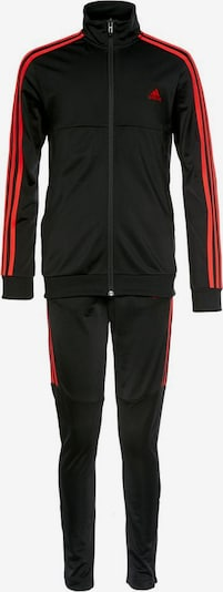 ADIDAS PERFORMANCE Trainingsanzug 'Tiro' in rot / schwarz, Produktansicht
